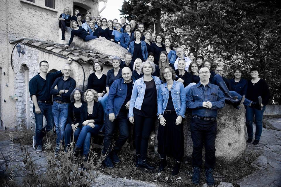 koor in Aix